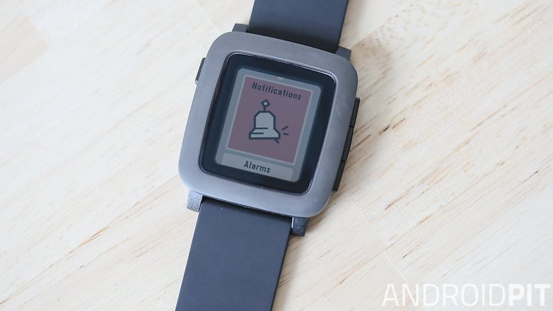 pebble time smartwatch test 1