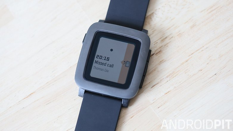 pebble time smartwatch test 11