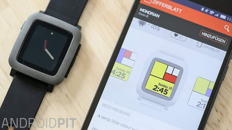 pebble time smartwatch test 15