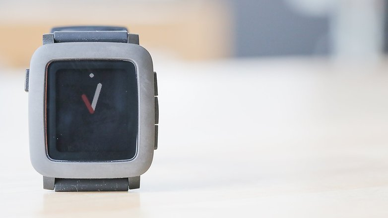 pebble time smartwatch test 9