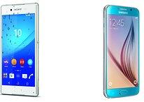 Samsung Galaxy S6 vs. Sony Xperia Z3+: Revolution vs. Evolution