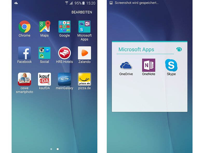 samsung microsoft apps