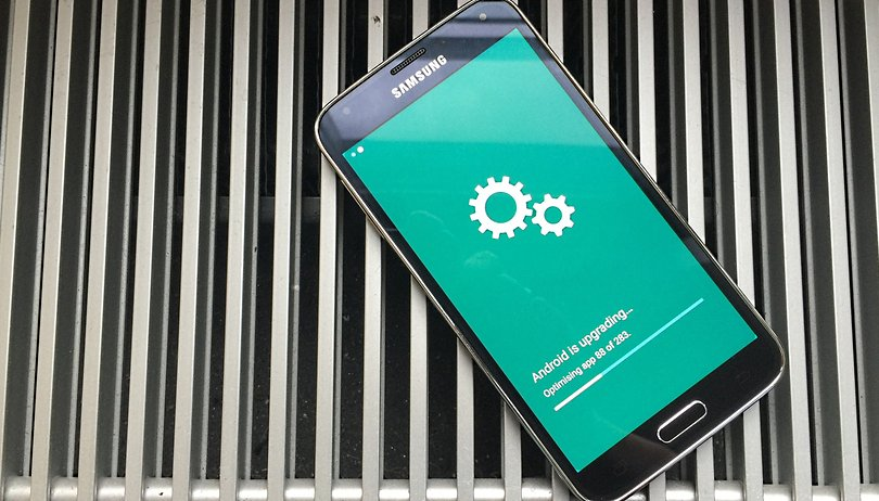 How to install Android Nougat on the Samsung Galaxy S5
