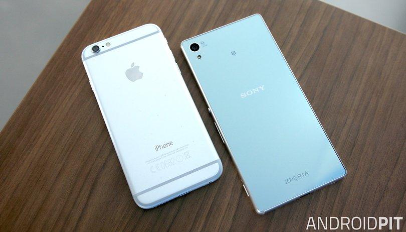 5 smartphones mejores que un iPhone 6 y a la mitad de precio