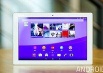 Test de la Sony Xperia Z4 Tablet : l'excellence à l'état brute