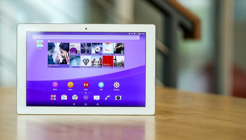 Sony Xperia Z4 Tablet review: the almost-perfect tablet