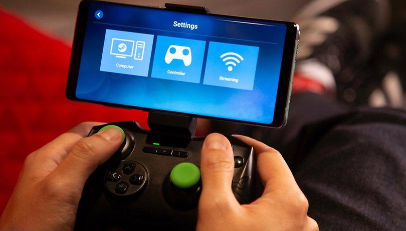 Steam Link App: Endlich PC-Spiele auf dem Smartphone zocken