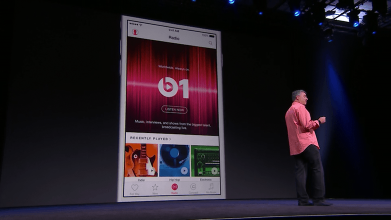 wwdc 15 apple music beats one