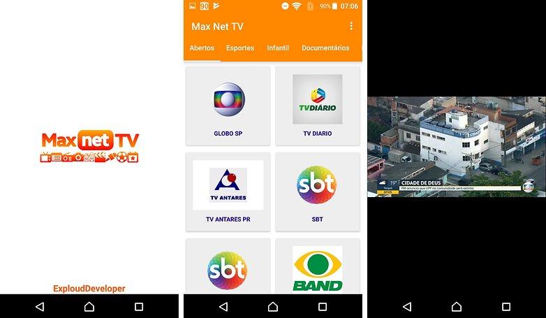 app para internet gratis en tv