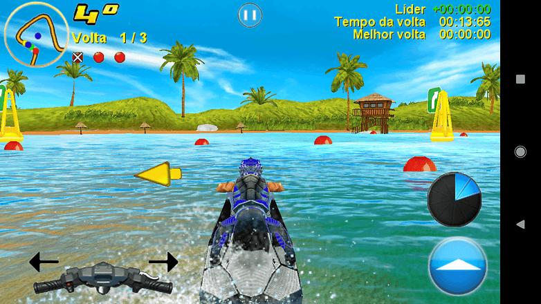 Screenshot Aqua Moto Racing 2 Free 20180918 151351