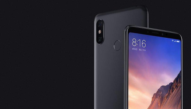 Xiaomi Mi Max 3 é lançado com tela gigante e super bateria