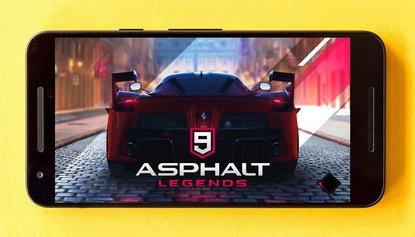 Download: Asphalt 9 Legends é oficialmente lançado para Android