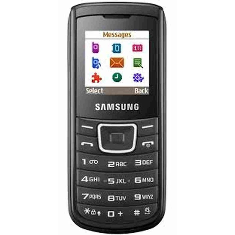 housing for samsung e1100 black maxbhi 4 0 1