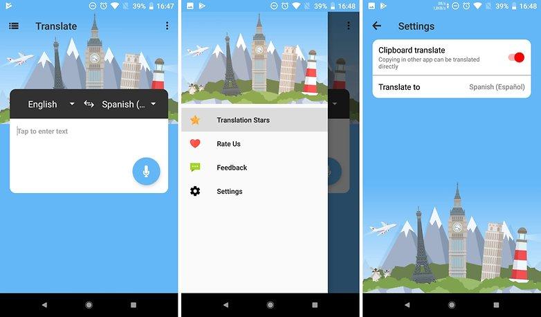 voice tranaslator app