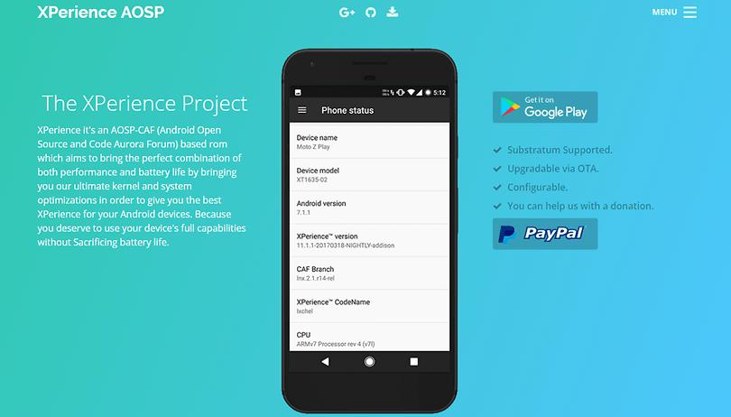 Confira as melhores custom ROMs baseadas no Android 9 Pie | AndroidPIT