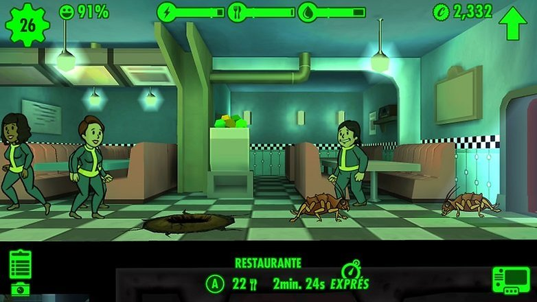 Fallout Shelter Plague