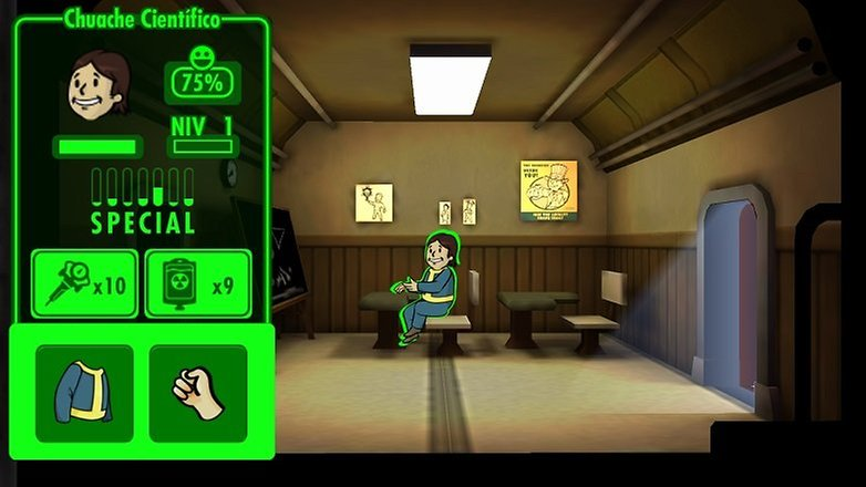 Fallout Shelter Training