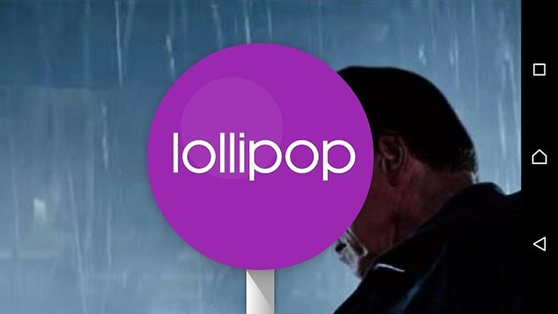 Lollipop horizonal