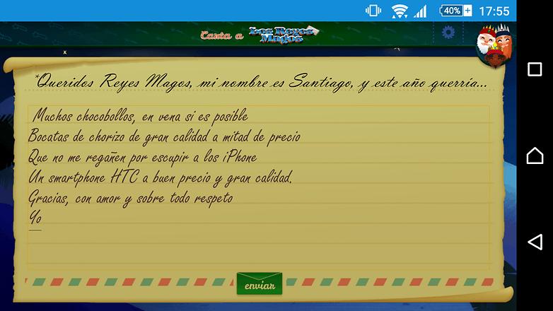 carta reyes magos 1