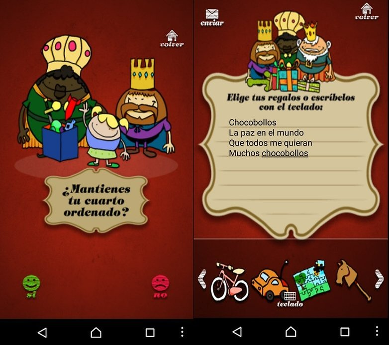 carta reyesmagos 2011