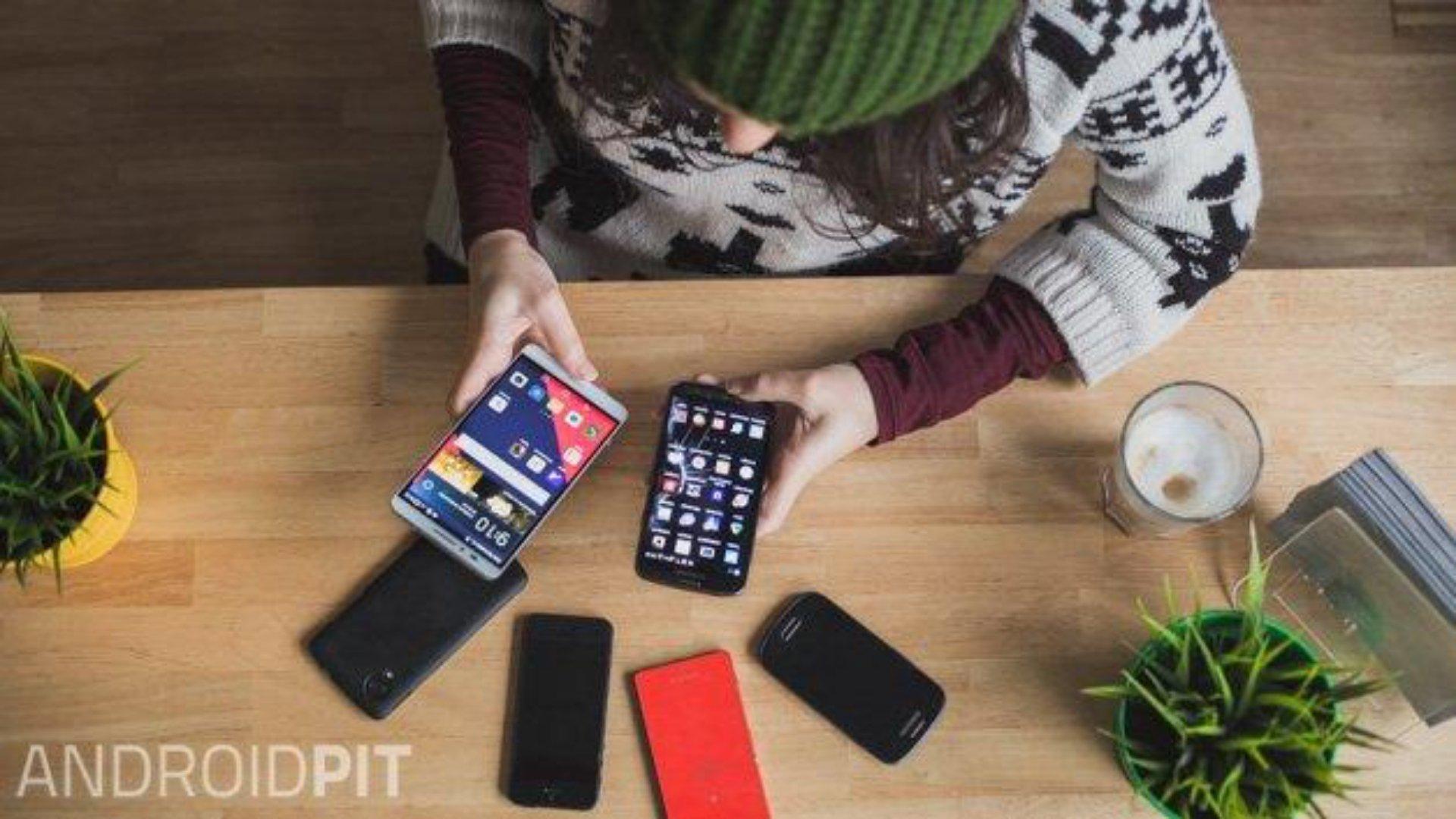 Umfrage: Welches Top-Smartphone 2016 würdet Ihr Euch holen?