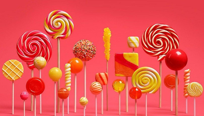 Android Lollipop: update overview for smartphones and tablets