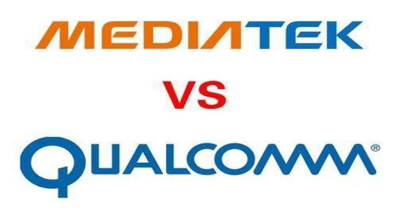 mediatek qualcomm