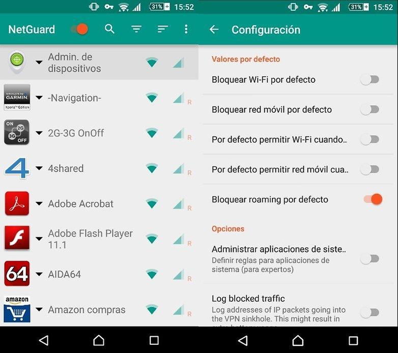 netguard apps