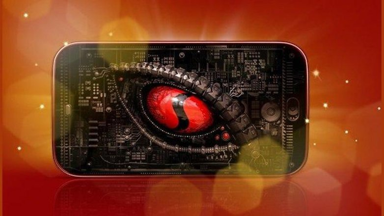 qualcomm dragon eye
