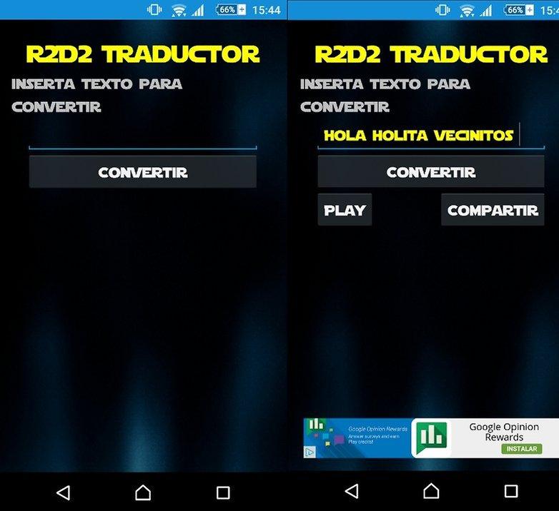 r2d2 traductor