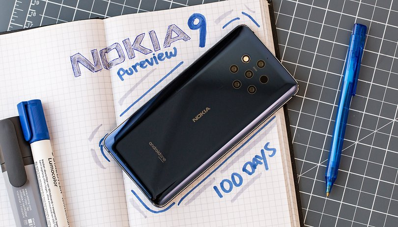 100 days with Nokia 9 PureView: right track, wrong gear