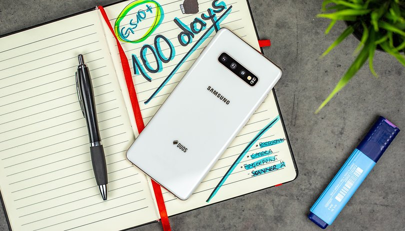 100 days with Samsung Galaxy S10+: no unpleasant surprises