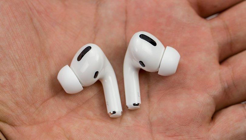 Apple atualiza AirPods Pro & Max para ajudar quem costuma perder os fones