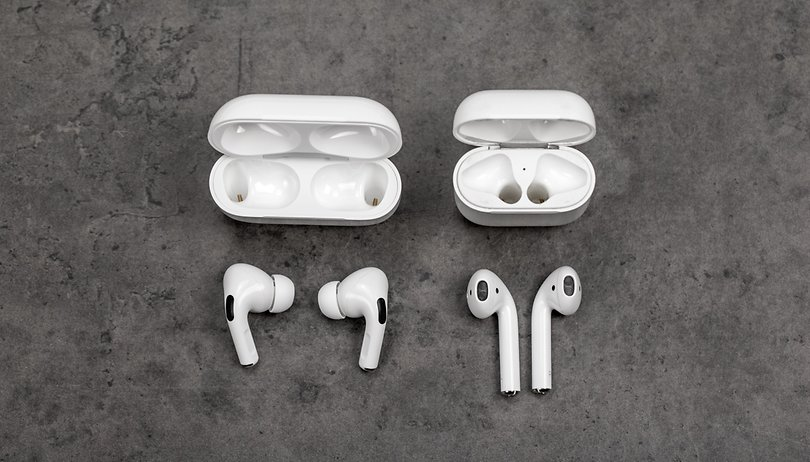 Apple AirPods: new designs for the wireless in-ear headphones