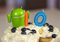 Android 10: ecco la roadmap per gli smartphone Samsung Galaxy
