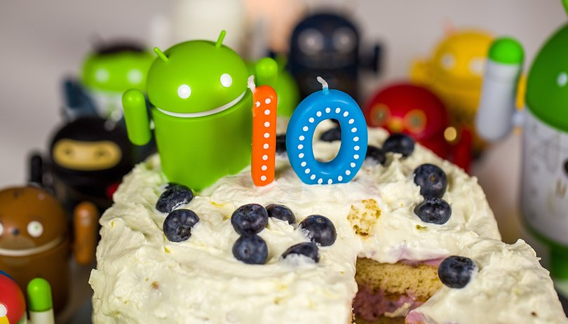 Gli Easter Egg di Android: da Gingerbread ad Android 10