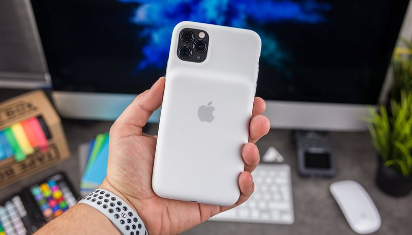 Apple Smart Battery Case für iPhone 11 Pro Max ausprobiert