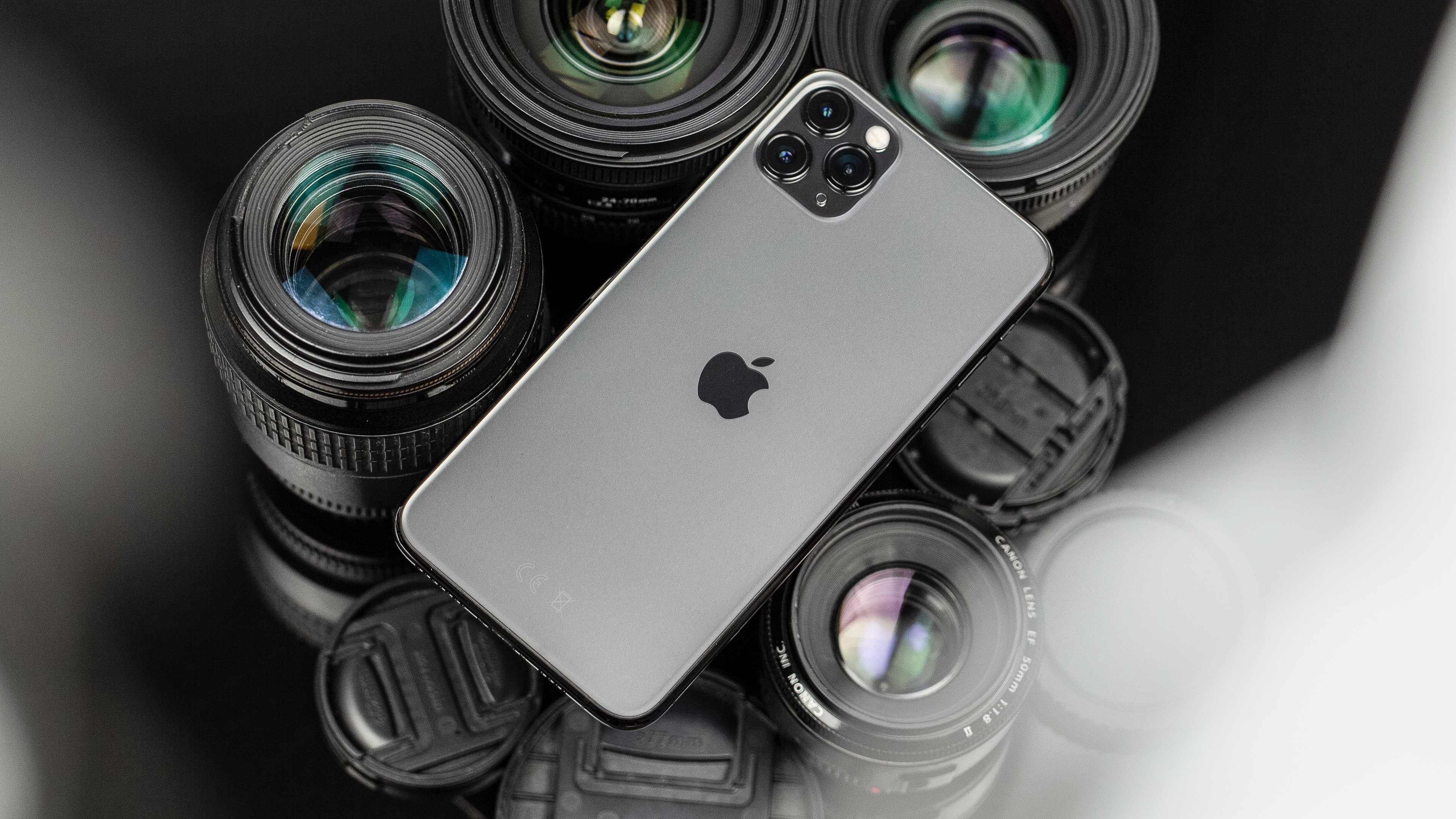 iPhone 11 Pro camera