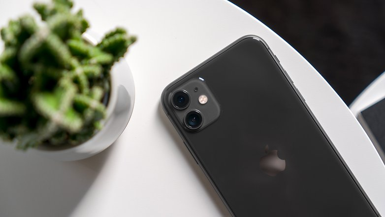 AndroidPIT iPhone11 camera