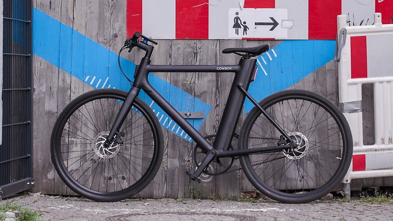 VanMoof's Electrified S2 e-bike is very stealable    or is