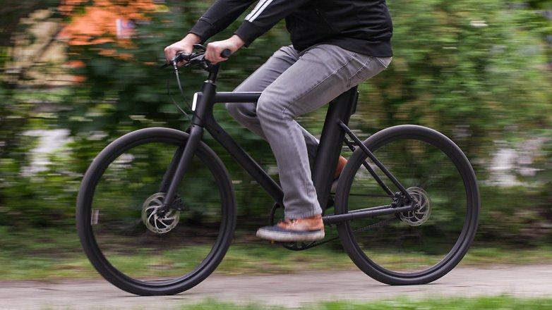 Cowboy Bike im Test: Das E-Bike mit App, aber ohne Kette