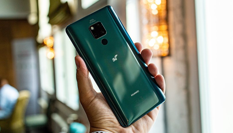 Mate 20 X 5G hands-on: Huawei apre le danze alla nuova era