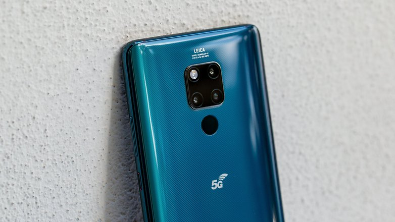 Mate 20 X 5G review: Huawei gets a head start | AndroidPIT