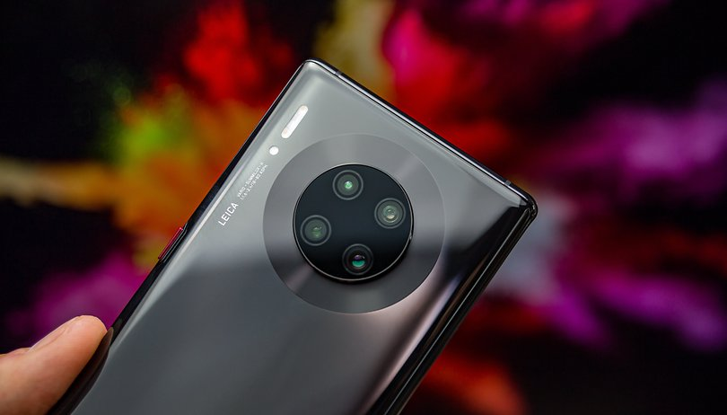 Huawei Mate 40 and Mate 40 Pro: huge circular camera design leaks