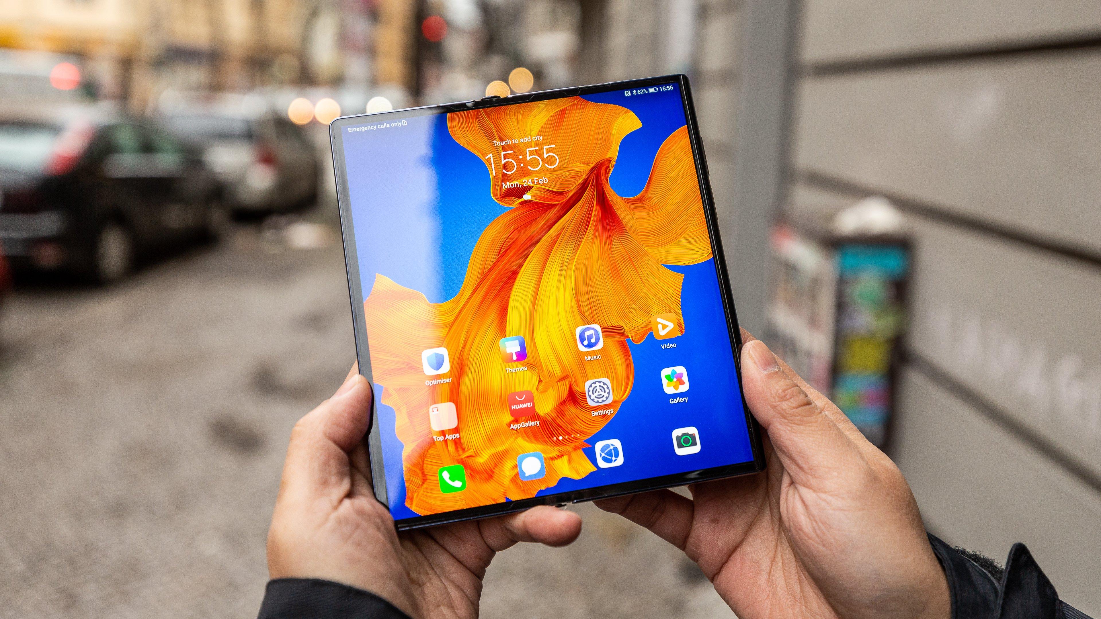 Huawei's Mate Xs