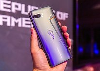 Asus ROG Phone II im Hands-on: Gamer-Smartphone mit Highscore-Potential