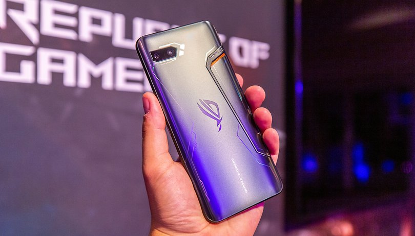 Asus ROG Phone II review: a gamer phone with high score potential