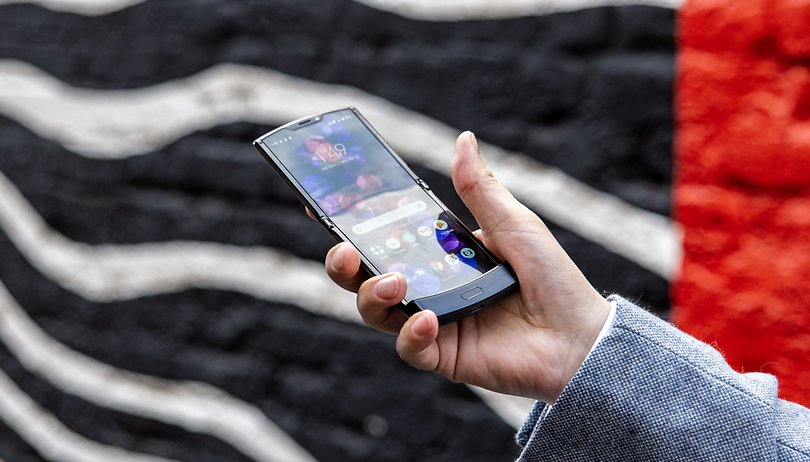 Motorola Razr geht in den Vorverkauf – Rabatt für o2-Kunden