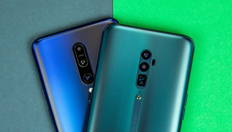 OnePlus 7 Pro vs OPPO Reno 10x Zoom: details make the difference