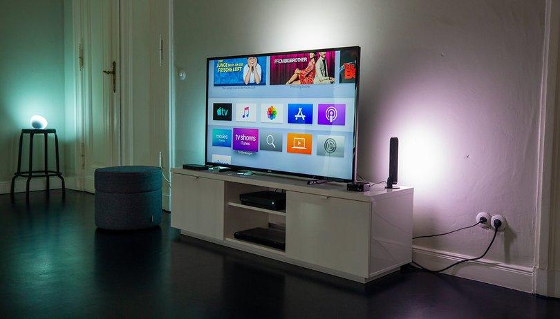Philips Hue Play HDMI Sync Box verwandelt Euer Wohnzimmer in ein Kino